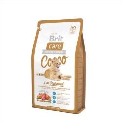 Brit Care - Brit Care Cocco Somonlu Tahılsız Kedi Maması 7 KG