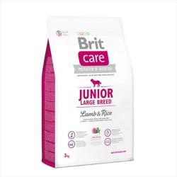 Brit Care - Brit Care Kuzu Etli Büyük Irk Yavru Köpek Maması 3 KG