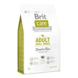 Brit Care - Brit Care Kuzu Etli Küçük Irk Köpek Maması 3 KG