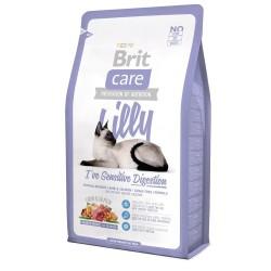 Brit Care - Brit Care Lilly Kuzu Etli ve Somonlu Kedi Maması 7 KG