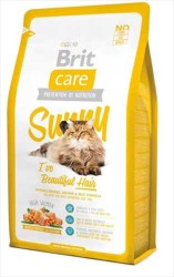 Brit Care - Brit Care Sunny Somonlu Kedi Maması 7 KG