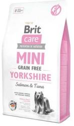 Brit Care - Brit Care Tahılsız Somon ve Tuna Balıklı Yorkshire Köpek Maması 2 KG
