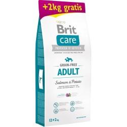 Brit Care - Brit Care Tahılsız Somonlu Köpek Maması 14 KG