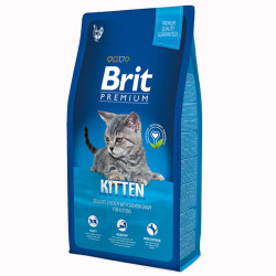 Brit Care - Brit Premium Yavru Kediler İçin Özel Formüllü Kedi Maması 8 KG