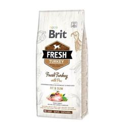 Brit Care - Brit Fresh Hindili ve Bezelyeli Köpek Maması 2.5 KG