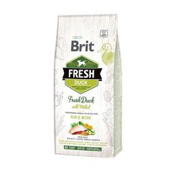 Brit Care - Brit Fresh Ördekli Darılı Aktif Köpek Maması 2.5 KG