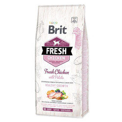 Brit Care - Brit Fresh Tavuklu Patatesli Yavru Köpek Maması 2.5 KG