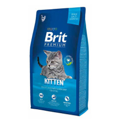 Brit Care - Brit Premium Cat Kitten Yavru Kedi Maması 1,5 Kg