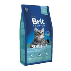 Brit Care - Brit Premium Cat Sensitive Kuzu Etli Kedi Maması 1,5 Kg