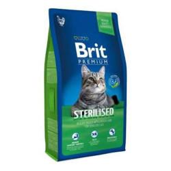 Brit Care - Brit Premium Kısırlaştırılmış Kedi Maması 1,5 KG