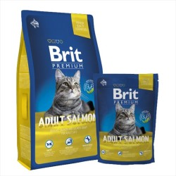 Brit Care - Brit Premium Somonlu Kedi Maması 8 KG