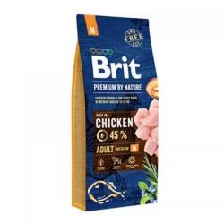 Brit Care - Brit Premium Tavuklu Orta Irk Köpek Maması 15 KG