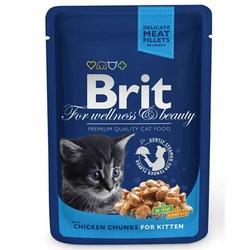 Brit Care - Brit Tavuklu Yavru Yaş Kedi Maması 100 GR