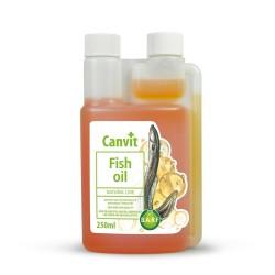 Canvit - Canvit Fish Oil Kedi ve Köpekler İçin Balık Yağı 250 ml