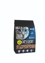 Cats Lucky - Cats Lucky Uzun Tüylü Kediler İçin Doğal Çam Kedi Kumu 7 Lt