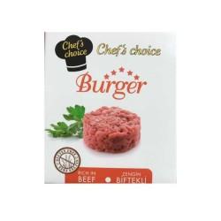 Chefs Choice - Chefs Choice Biftekli Köpek Burger Ödülü 100 Gr