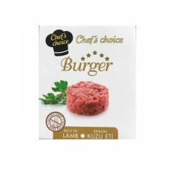 Chefs Choice - Chefs Choice Kuzu Etli Köpek Burger Ödülü 100 Gr