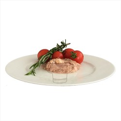 Chefs Choice Soslu Ton Balığı ve Karidesli Tahılsız Kedi Konservesi 80 GR - Thumbnail