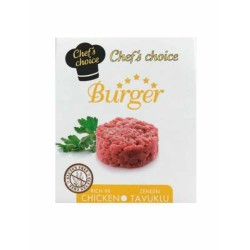Chefs Choice - Chefs Choice Tavuklu Köpek Burger Ödülü 100 Gr