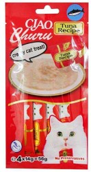 Ciao - Ciao Balıklı Sıvı Kedi Ödülü 56 GR