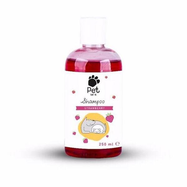 Pet Love Çilek Özlü Kedi ve Köpek Şampuanı 250ml