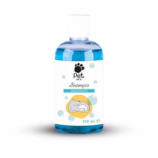 Pet Love Okyanus Kokulu Kedi Köpek Şampuanı 250ml