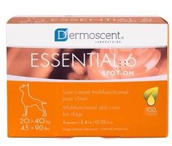 Dermoscent - Dermoscent Essential 6 20-40 KG Köpekler İçin Spot-On Deri Bakımı