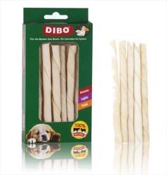 Dibo - Dibo Beyaz Burgu Çubuk 12 CM 100 GR