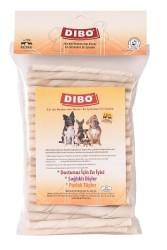 Dibo - Dibo Naylon Beyaz Burgu Çubuk 6 gr 12 cm 400gr