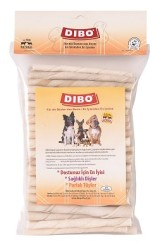 Dibo - Dibo Beyaz Burgu Çubuk 6 gr 12 cm 400gr