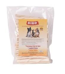 Dibo - Dibo Naylon Beyaz Burgu Çubuk 6 gr 12 cm 600gr