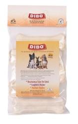 Dibo - Dibo Naylon Beyaz Kemik 75 GR 13 CM 5 li
