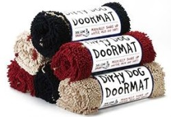 Dirty Dog Doormat - Dirty Dog Doormat Mikrofiber Paspas Medium