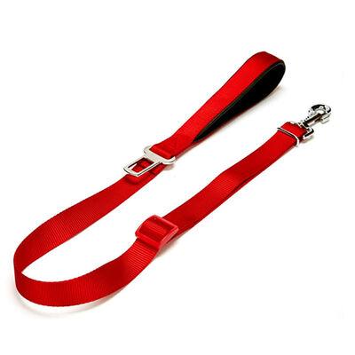 Doggie Emniyet Kemerli Köpek Gezdirme Tasması (2.5CMx100CM-DEKG 25)