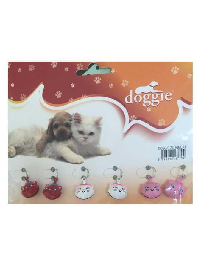 Doggie Kedi&Köpek Zili Büyük Kedi Kafası(BİGCAT)