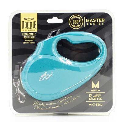 Doggie Master Serisi Otomatik Köpek Gezdirme Tasması Medium