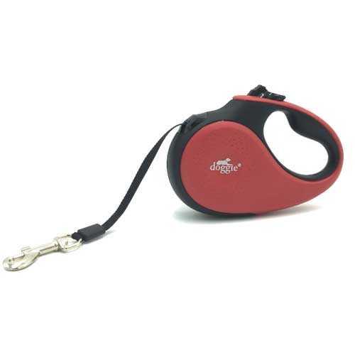 Doggie Soft Serisi Otomatik Köpek Gezdirme Tasması OUTC50