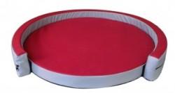 EFC - EFC Efe Ergonomik Kedi ve Köpek Yatağı Kırmızı