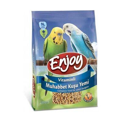 Enjoy Vitaminli Muhabbet Kuşu Yemi 400 GR