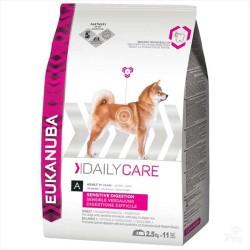 Eukanuba - Eukanuba Sensitive Digestion Orta Irk Köpek Maması 12 kg
