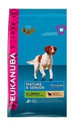 Eukanuba - Eukanuba Tüm Irklara Özel Yaşlı Köpek Maması 12 KG