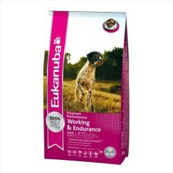 Eukanuba - Eukanuba Working & Endurance Köpek Maması 15KG