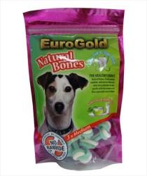 EuroGold - EuroGold Natural Kemik Çay ve Süt Aromalı Kemik 3 Adet