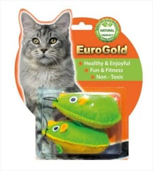 EuroGold - Eurogold Renkli Fare Oyuncak