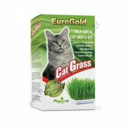 EuroGold - EuroGold Tüy Yumağını Engelleyen Kedi Çimi