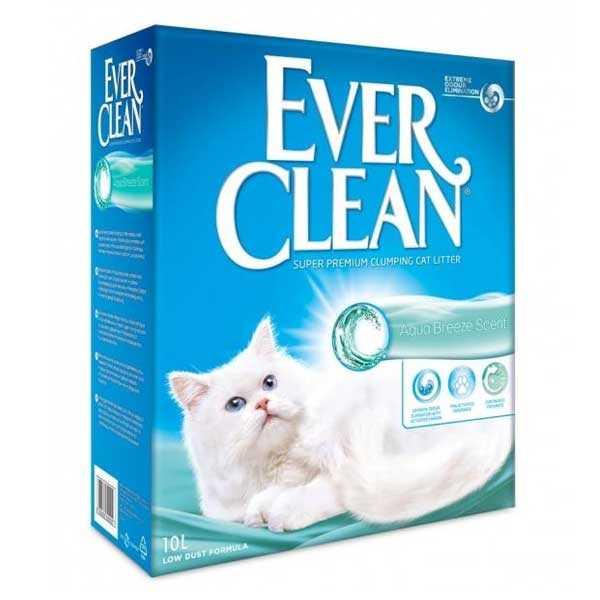 Ever Clean Aqua Breeze Kedi Kumu 10 Litre
