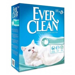 EverClean - Ever Clean Okyanus Esintili Kedi Kumu 6 Litre