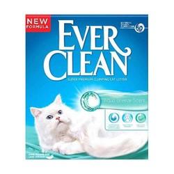 Ever Clean Okyanus Esintili Kedi Kumu 6 Litre - Thumbnail