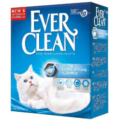 EverClean - Ever Clean Extra Strong Kokusuz Kedi Kumu 10 LT