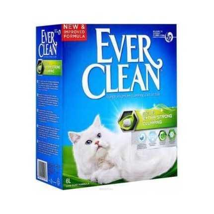 Ever Clean Extra Strong Kokulu Kedi Kumu 6 LT